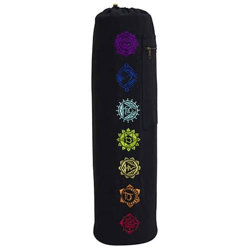 Fit Spirit 7 Chakra Yoga Mat Bag