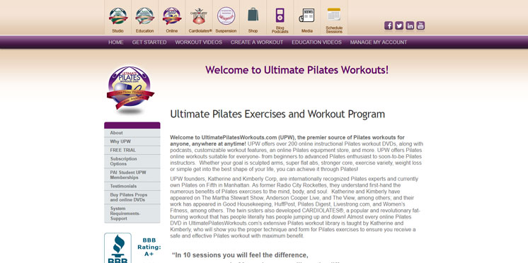 Ultimate-Pilates-Workout