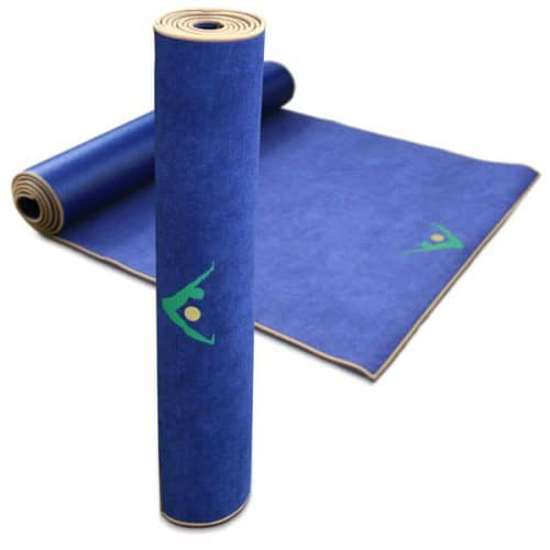 The Combo Mat All In One Mat Towel Designed For Bikram: Sweaty Review: Best Hot Yoga Mats In 2019 Tested Just For You