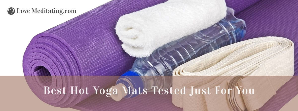 Sweaty Review: Best Hot Yoga Mats in 2018 Tested Just For You. Non-Slip, Easy To Clean