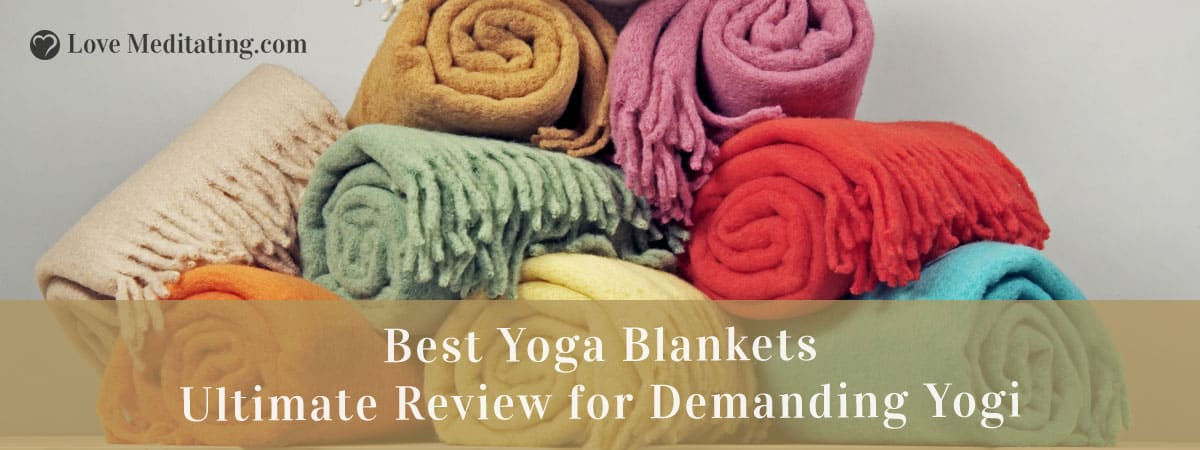 Best Yoga Blankets in 2018 – Ultimate Review for Demanding Yogi