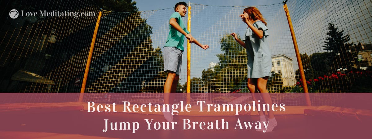 Best Rectangle Trampolines in 2018 – Jump Your Breath Away