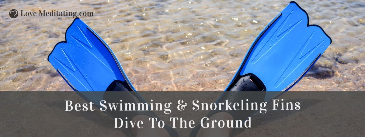 Best Swimming & Snorkeling Fins Reviews in 2019 – Dive to the Ground