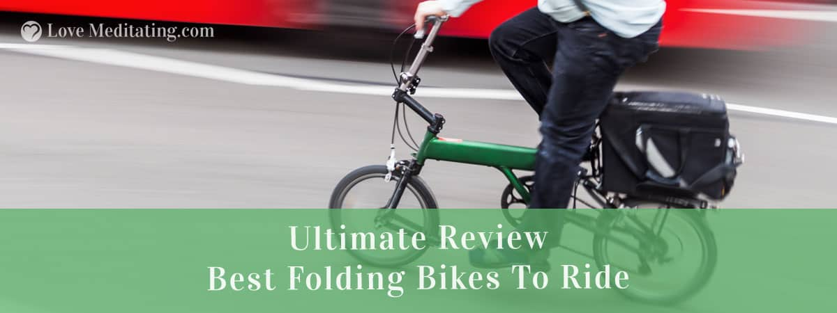 Ultimate Review: Best Folding Bikes To Ride in 2018
