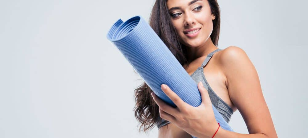 How to Make a Yoga Mat Less Slippery: a List of Seven Unique Tips and Tricks