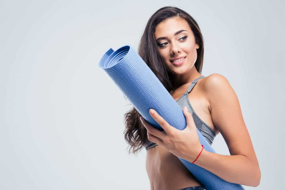 How To Make A Yoga Mat Less Slippery A List Of Seven