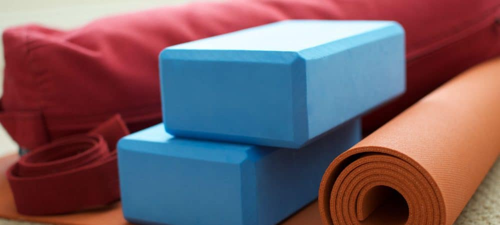 How to Use a Yoga Bolster in Your Restorative Practice