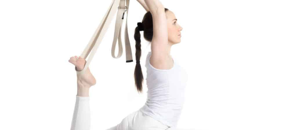 How to Use a Yoga Strap in Your Practice