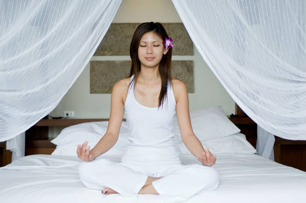 How To Meditate in Bed